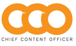 CCO (Chief Content Officer) Logo